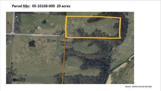 20 Acres Farrar Lane, Cave Springs, AR 72718 (MLS #1156846) :: McNaughton Real Estate