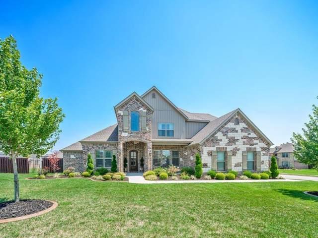 1300 Solata Street, Centerton, AR 72719 (MLS #1156852) :: McNaughton Real Estate