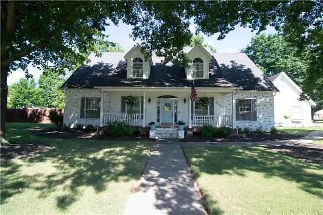 5419 Magnolia Street, Rogers, AR 72758 (MLS #1156946) :: Five Doors Network Northwest Arkansas