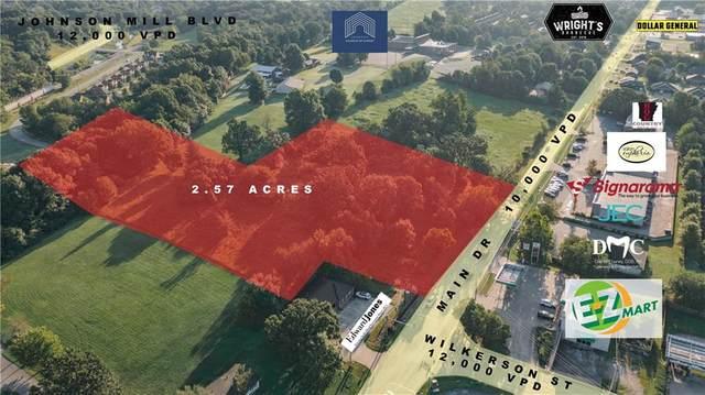 2.57 acres Main Drive, Johnson, AR 72704 (MLS #1157013) :: McNaughton Real Estate