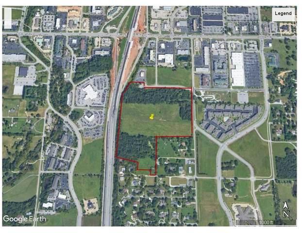 W Poplar & I-49 Street, Rogers, AR 72758 (MLS #1157015) :: McNaughton Real Estate