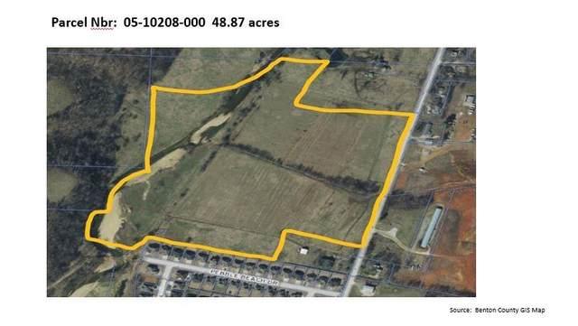 48.87 Acres Main Street, Cave Springs, AR 72718 (MLS #1157028) :: Five Doors Network Northwest Arkansas