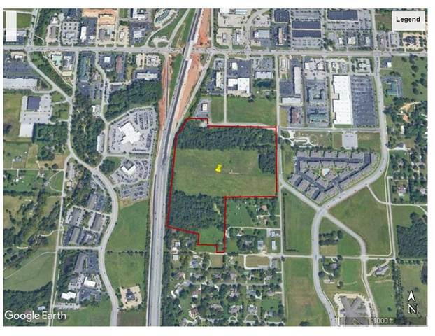 Oak Street, Rogers, AR 72758 (MLS #1157041) :: McNaughton Real Estate