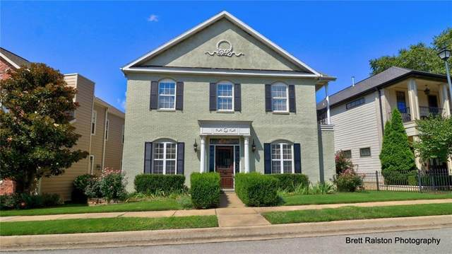 1614 E Cypress Lane, Fayetteville, AR 72703 (MLS #1157047) :: McNaughton Real Estate