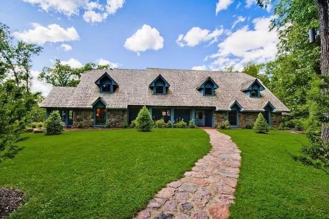 10709 Walnut Valley Lane, Rogers, AR 72756 (MLS #1157239) :: McNaughton Real Estate