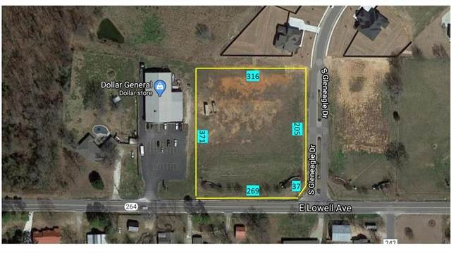 2.53AC E Lowell Avenue, Cave Springs, AR 72718 (MLS #1157343) :: Annette Gore Team   RE/MAX Real Estate Results