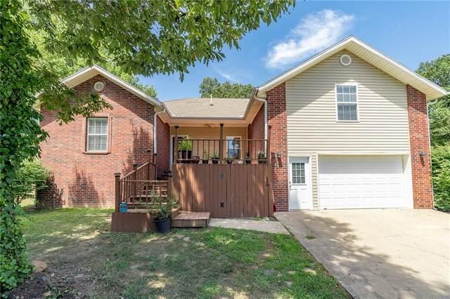21968 Mt Olive Road, Elkins, AR 72727 (MLS #1157365) :: McNaughton Real Estate