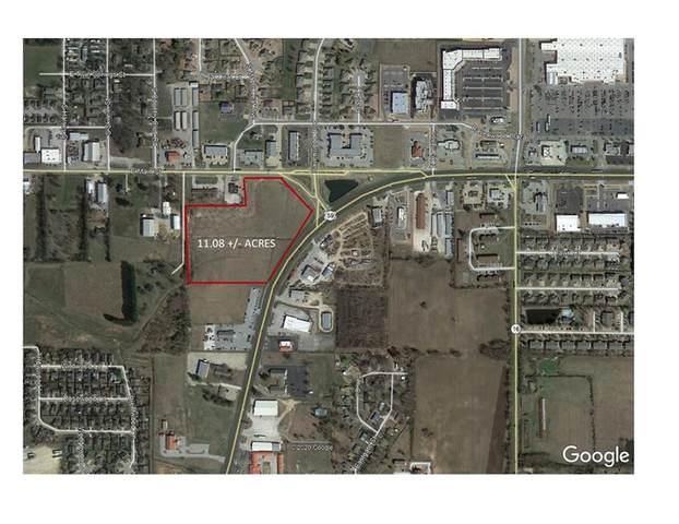 0 E Hwy 412 Highway, Siloam Springs, AR 72761 (MLS #1157450) :: Annette Gore Team | EXP Realty