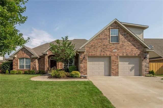 4334 E Oakmont Drive, Fayetteville, AR 72701 (MLS #1157461) :: McNaughton Real Estate