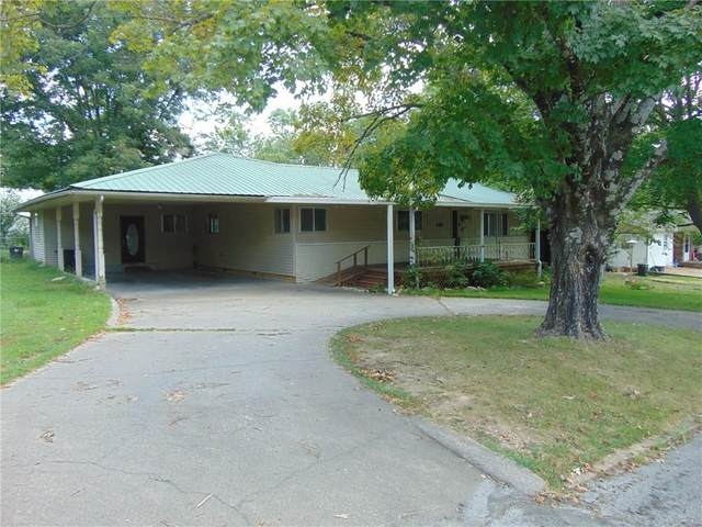 121 Rose Avenue, Berryville, AR 72616 (MLS #1157483) :: McMullen Realty Group