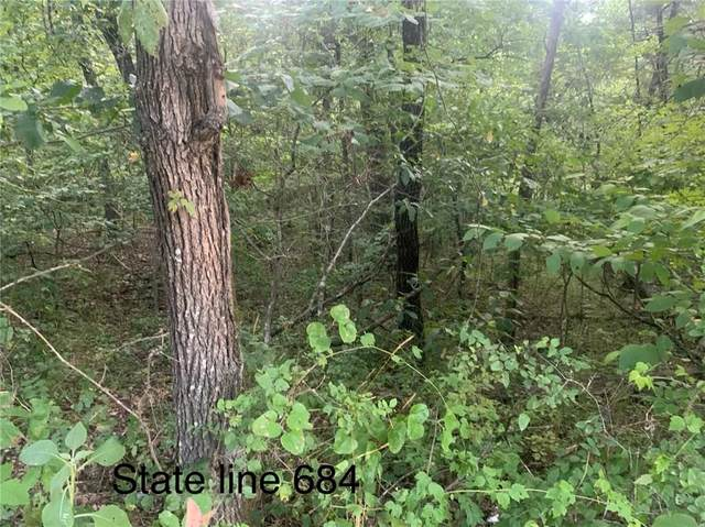 Lot 7 Stateline Drive, Holiday Island, AR 72631 (MLS #1157584) :: McNaughton Real Estate