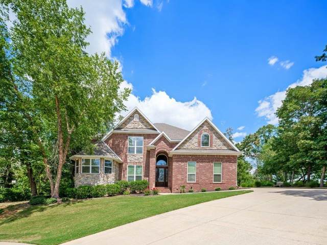 7103 Hillcrest Court, Rogers, AR 72758 (MLS #1157678) :: McNaughton Real Estate