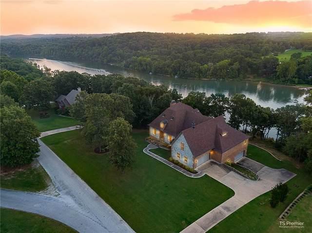 17793 Bluff View, Springdale, AR 72764 (MLS #1157713) :: McNaughton Real Estate