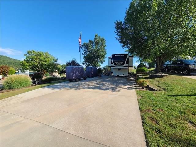 1229 County Road 663 - 281, Oak Grove, AR 72660 (MLS #1157716) :: McNaughton Real Estate
