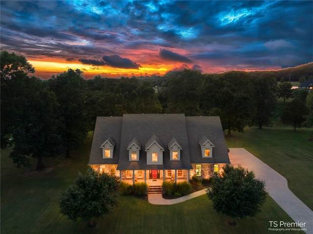 725 Winding Spring Drive, Fayetteville, AR 72703 (MLS #1157861) :: McNaughton Real Estate