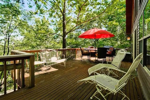 53 Cochise Drive, Holiday Island, AR 72631 (MLS #1157866) :: McNaughton Real Estate