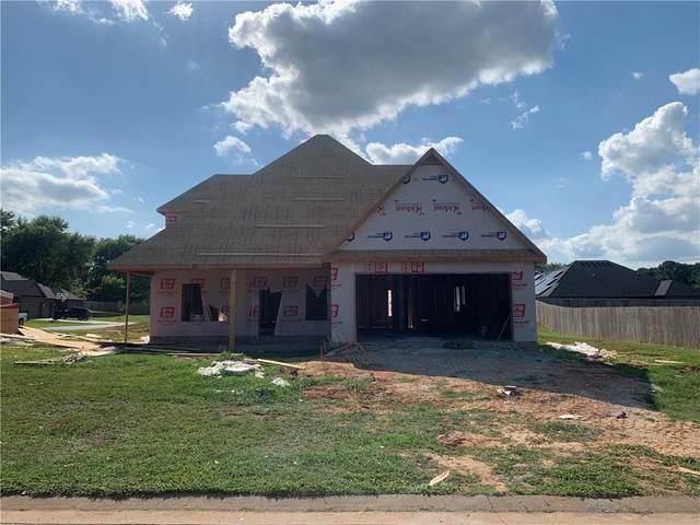 555 Douglas Street, Pea Ridge, AR 72751 (MLS #1157980) :: Jessica Yankey | RE/MAX Real Estate Results