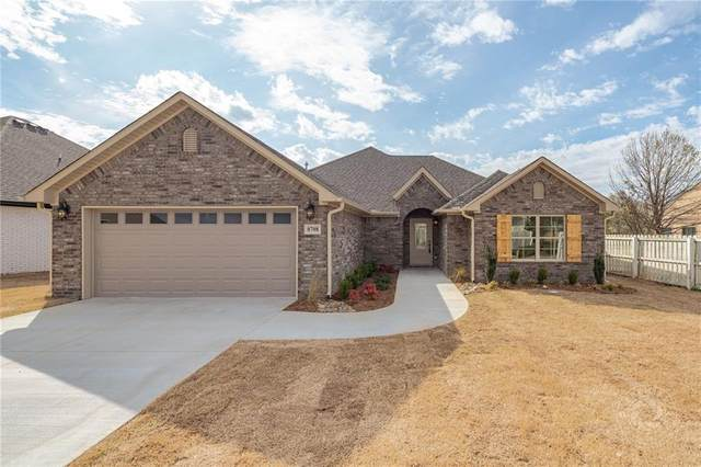 8708 S 36TH Terrace, Fort Smith, AR 72908 (MLS #1158222) :: McNaughton Real Estate