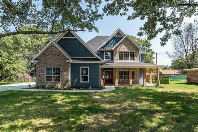 332 Crestview Drive, Bentonville, AR 72712 (MLS #1158283) :: Jessica Yankey | RE/MAX Real Estate Results