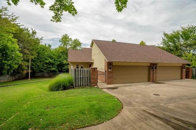 78 E Sycamore Street #4, Fayetteville, AR 72703 (MLS #1158291) :: McNaughton Real Estate