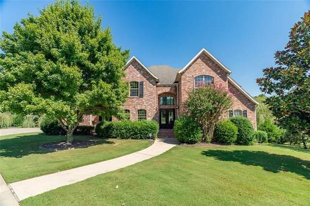 2612 Crooked Creek Place, Fayetteville, AR 72703 (MLS #1158360) :: Five Doors Network Northwest Arkansas