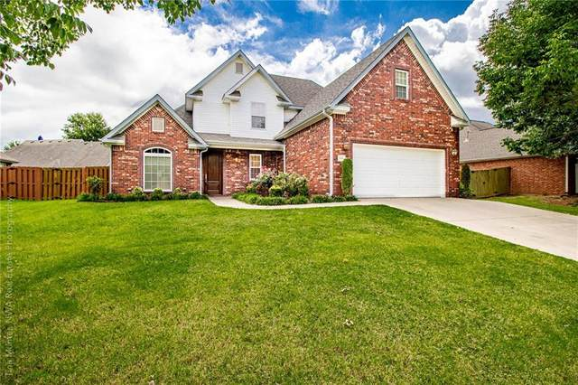 3961 W Edgewater Drive, Fayetteville, AR 72704 (MLS #1158386) :: Jessica Yankey | RE/MAX Real Estate Results