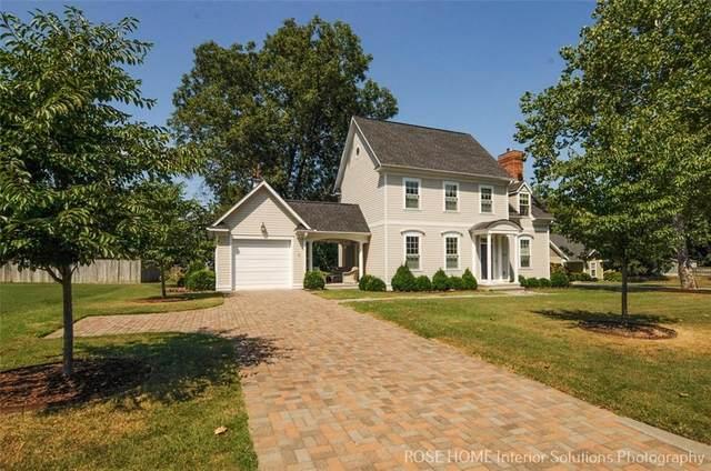1005 W Jefferson Street, Siloam Springs, AR 72761 (MLS #1158438) :: McNaughton Real Estate