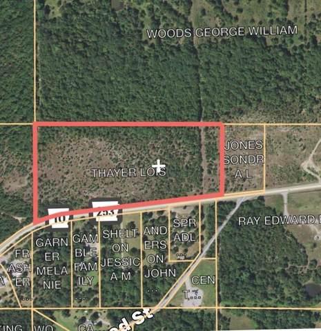 Hwy 10, Hackett, AR 72937 (MLS #1159658) :: McNaughton Real Estate
