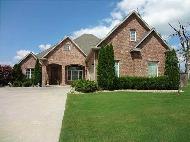 6507 S Timber Ridge Drive, Rogers, AR 72758 (MLS #1159694) :: McNaughton Real Estate