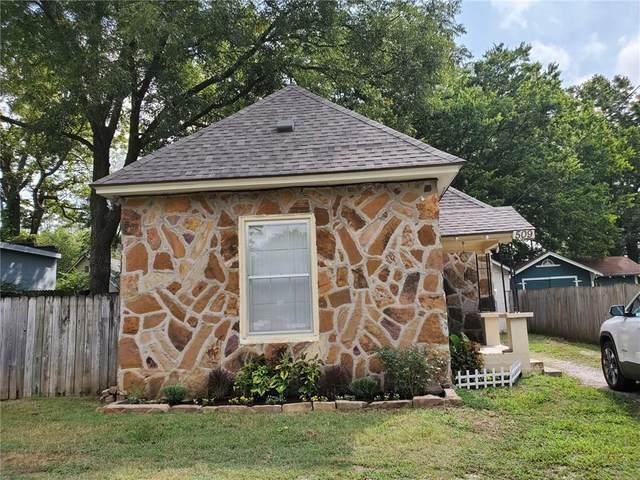 509 S Washington Street, Siloam Springs, AR 72761 (MLS #1159713) :: Jessica Yankey | RE/MAX Real Estate Results