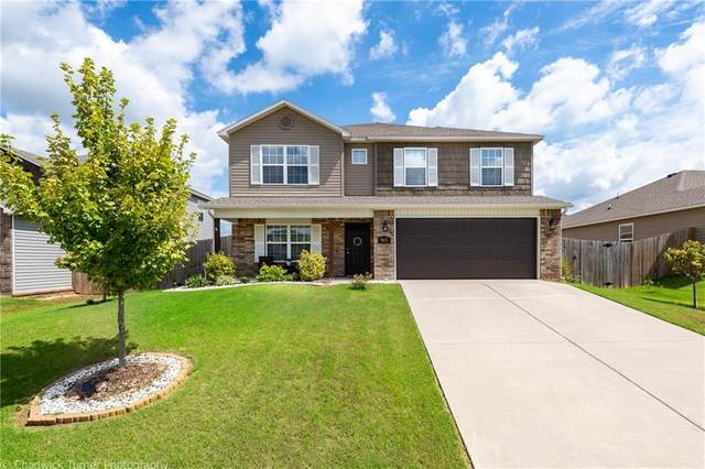 903 SW Loudon Drive, Bentonville, AR 72712 (MLS #1159748) :: McNaughton Real Estate