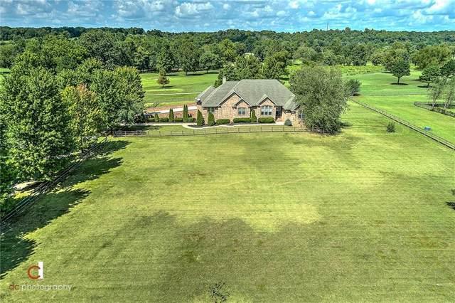 9736 Wager Road, Springdale, AR 72762 (MLS #1159877) :: McNaughton Real Estate