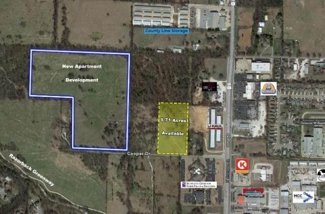 1146 Cooper Drive, Springdale, AR 72764 (MLS #1159878) :: Five Doors Network Northwest Arkansas