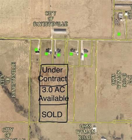 Wyman Road, Fayetteville, AR 72701 (MLS #1159890) :: Jessica Yankey   RE/MAX Real Estate Results