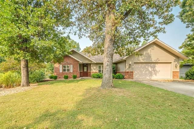 1 Ashton Circle, Bella Vista, AR 72714 (MLS #1159950) :: Five Doors Network Northwest Arkansas