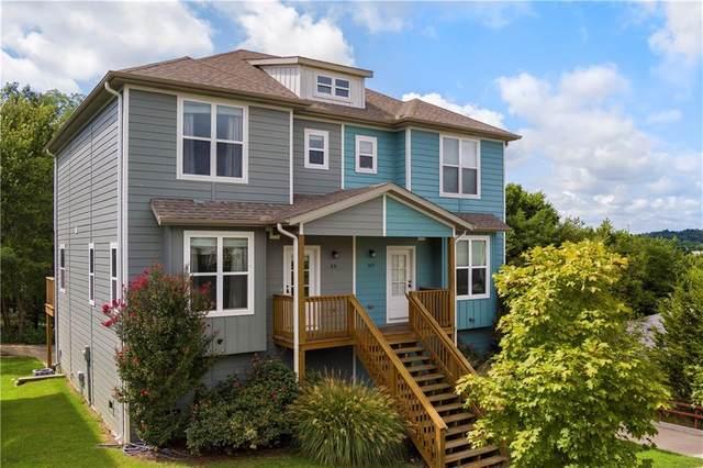 831 S Rose Avenue, Fayetteville, AR 72701 (MLS #1159974) :: McNaughton Real Estate