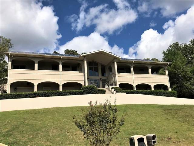 680 N Cliffside Drive, Fayetteville, AR 72701 (MLS #1159992) :: McNaughton Real Estate