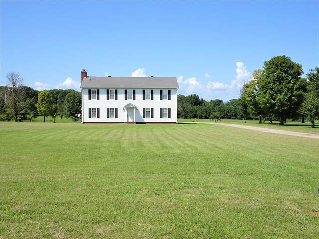 3830 Ridgemont Estates, Mulberry, AR 72947 (MLS #1160018) :: Jessica Yankey | RE/MAX Real Estate Results