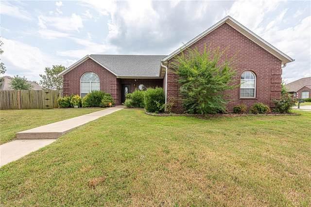 2203 SW Wildwood Avenue, Bentonville, AR 72713 (MLS #1160112) :: McNaughton Real Estate
