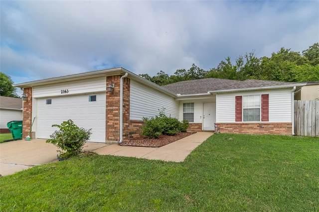 2163 Garnet Road, Springdale, AR 72764 (MLS #1160200) :: McNaughton Real Estate