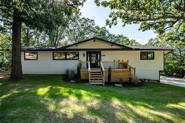 1143 Oak Drive, Fayetteville, AR 72701 (MLS #1160239) :: McMullen Realty Group
