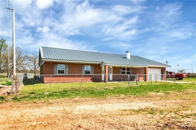53364 S 660 Road, Colcord, OK 74338 (MLS #1160251) :: McNaughton Real Estate