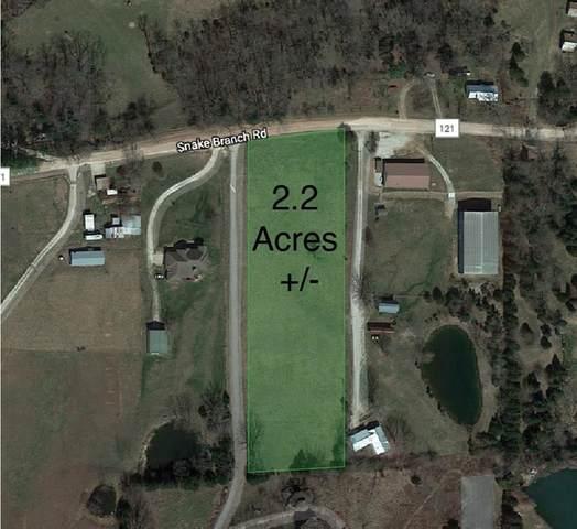 2.2 acres Snake Branch, Elkins, AR 72701 (MLS #1160263) :: McNaughton Real Estate