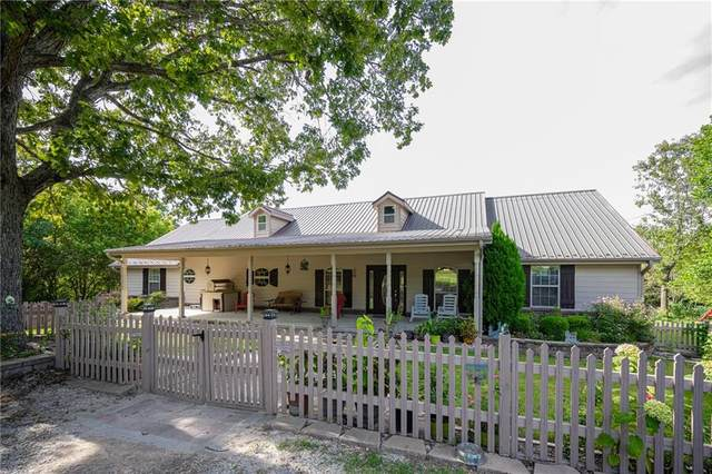 16195 Willow Circle, Fayetteville, AR 72704 (MLS #1160284) :: McNaughton Real Estate