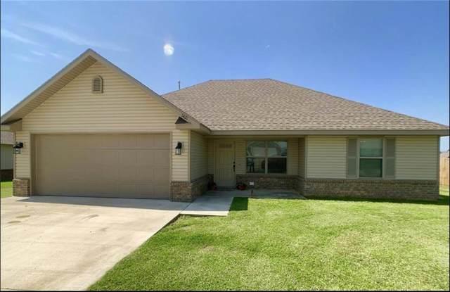 1421 General Parson Drive, Prairie Grove, AR 72753 (MLS #1160309) :: Annette Gore Team | RE/MAX Real Estate Results