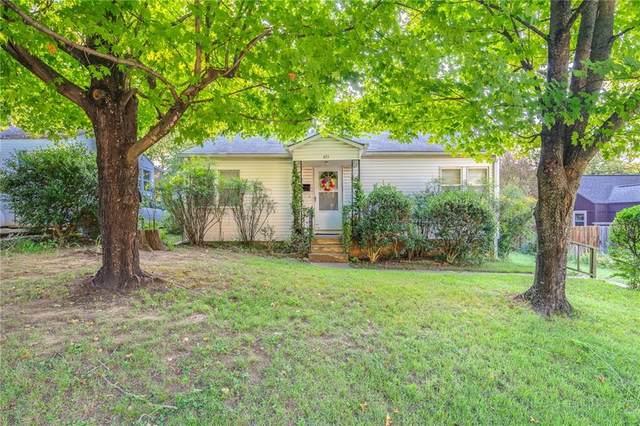 872 N Olive Avenue, Fayetteville, AR 72701 (MLS #1160398) :: McNaughton Real Estate