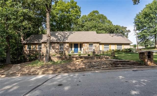 1609 Robinhood Road, Bentonville, AR 72712 (MLS #1160420) :: Annette Gore Team | RE/MAX Real Estate Results