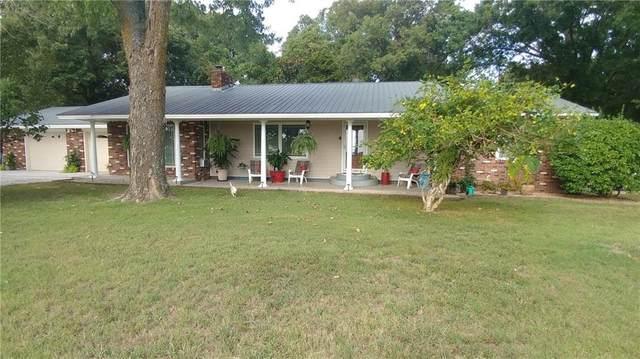 12442 W Highway 72, Bentonville, AR 72712 (MLS #1160497) :: McNaughton Real Estate