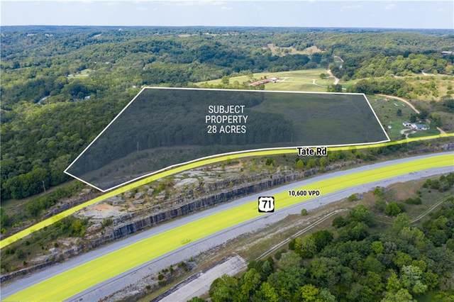 Tate Road, Pineville, MO 64856 (MLS #1160559) :: McNaughton Real Estate