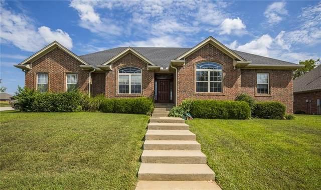 556 N Rocky Xing, Fayetteville, AR 72704 (MLS #1160566) :: Five Doors Network Northwest Arkansas